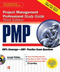 Ebook in inglese PMP Project Management Professional Study Guide, Third Edition Phillips, Joseph