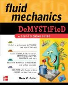 Fluid Mechanics DeMYSTiFied - Merle Potter - cover