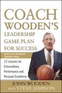 Ebook in inglese Coach Wooden's Leadership Game Plan for Success: 12 Lessons for Extraordinary Performance and Personal Excellence Jamison, Steve , Wooden, John