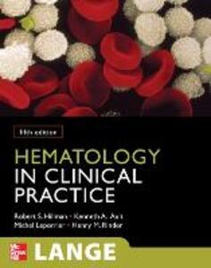 Hematology in clinical practice - copertina