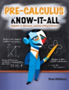 Ebook in inglese Pre-Calculus Know-It-ALL Gibilisco, Stan