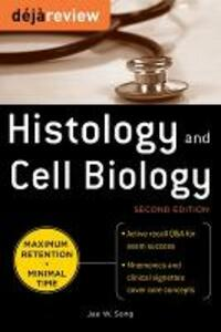 Deja Review Histology & Cell Biology - Jae W. Song - cover