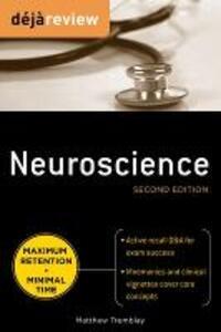 Deja Review Neuroscience - Matthew Tremblay - cover