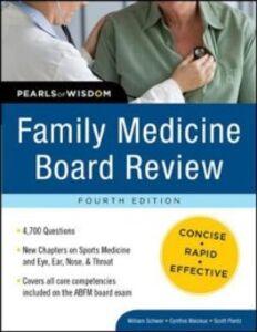 Foto Cover di Family Medicine Board Review: Pearls of Wisdom, Fourth Edition, Ebook inglese di AA.VV edito da McGraw-Hill Education