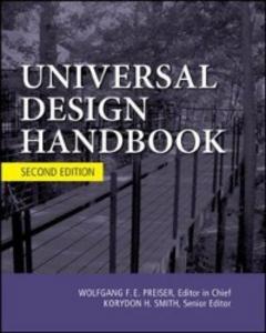 Ebook in inglese Universal Design Handbook, 2E Preiser, Wolfgang , Smith, Korydon H.