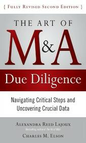 Art of M&A Due Diligence, Second Edition: Navigating Critical Steps and Uncovering Crucial Data