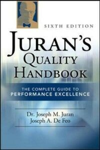 Ebook in inglese Juran's Quality Handbook: The Complete Guide to Performance Excellence 6/e Defeo, Joseph A. , Juran, J. M.