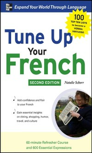 Ebook in inglese Tune-Up Your French Schorr, Natalie