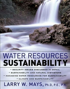 Ebook in inglese Water Resources Sustainability Mays, Larry