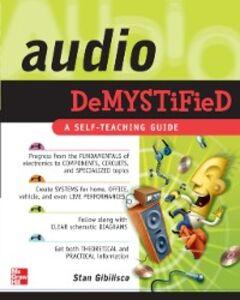 Ebook in inglese Audio Demystified Gibilisco, Stan