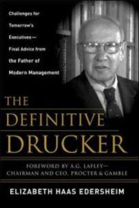 Ebook in inglese Definitive Drucker Edersheim, Elizabeth