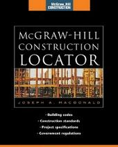 McGraw-Hill Construction Locator (McGraw-Hill Construction Series)