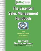 Essential Sales Management Handbook