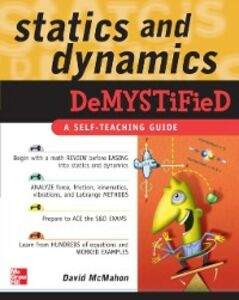 Foto Cover di Statics and Dynamics Demystified, Ebook inglese di David McMahon, edito da McGraw-Hill Education