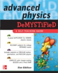 Ebook in inglese Advanced Physics Demystified Gibilisco, Stan