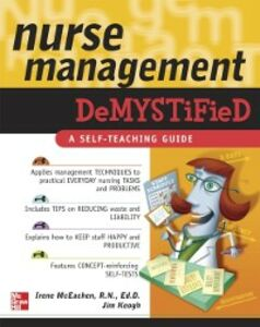 Ebook in inglese Nurse Management Demystified Keogh, Jim , McEachen, Irene