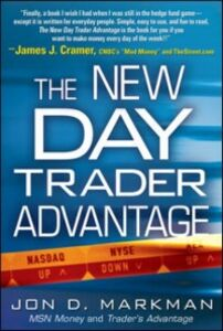 Foto Cover di New Day Trader Advantage, Ebook inglese di Jon Markman, edito da McGraw-Hill Education