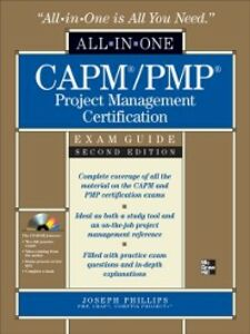 Ebook in inglese CAPM/PMP Project Management Certification All-in-One Exam Guide, Second Edition Phillips, Joseph