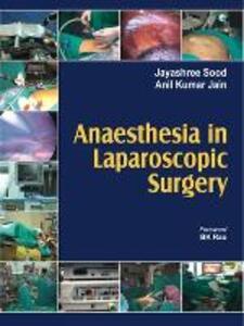 Anaesthesia in laparoscopic surgery - Jayashree Sood - copertina