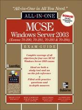 MCSE Windows Server 2003 All-in-One Exam Guide (Exams 70-290, 70-291, 70-293 & 70-294) EBOOK