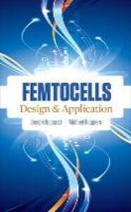 Femtocells: Design & Application - Joseph Boccuzzi,Michael Ruggiero - cover