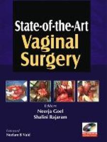 Vaginal surgery - Neerja Goel - copertina