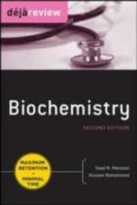 Ebook in inglese Deja Review Biochemistry, Second Edition Manzoul, Saad , Mohammed, Hussan