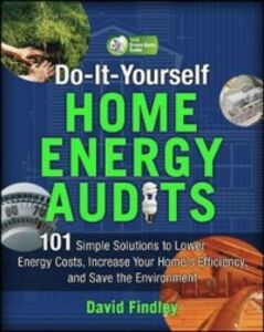 Ebook in inglese Do-It-Yourself Home Energy Audits Findley, David