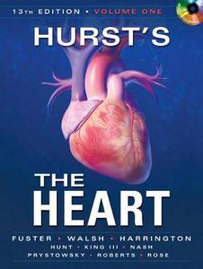 Libro Hurst's the heart Valentin Fuster , Richard Walsh , Robert Harrington