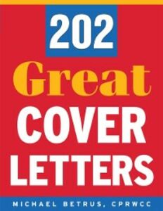 Ebook in inglese 202 Great Cover Letters Betrus, Michael