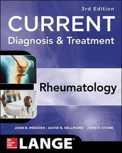 Libro Current diagnosis & treatment in rheumatology John B. Imboden , David B. Hellmann , John H. Stone