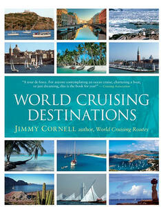 World Cruising Destinations - Jimmy Cornell - cover
