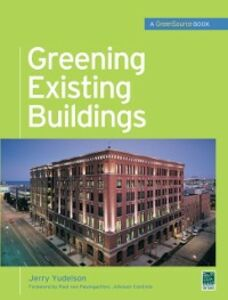 Ebook in inglese Greening Existing Buildings Yudelson, Jerry