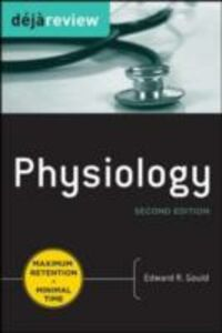 Ebook in inglese Deja Review Physiology, Second Edition Gould, Edward