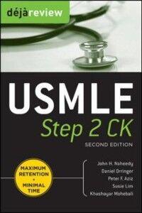 Foto Cover di Deja Review USMLE Step 2 CK , Second Edition, Ebook inglese di AA.VV edito da McGraw-Hill Education