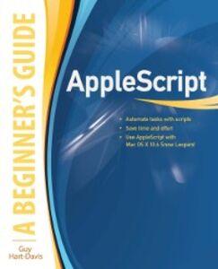 Ebook in inglese AppleScript: A Beginner's Guide Hart-Davis, Guy