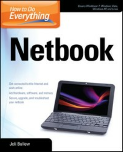 Ebook in inglese How to Do Everything Netbook Ballew, Joli