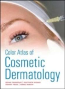Ebook in inglese Color Atlas of Cosmetic Dermatology, Second Edition Avram, Marc , Avram, Mathew , Tannous, Zeina , Tsao, Sandy