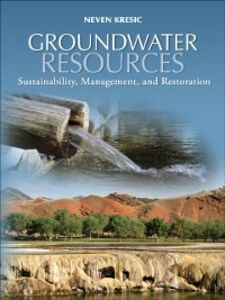 Ebook in inglese Groundwater Resources Kresic, Neven