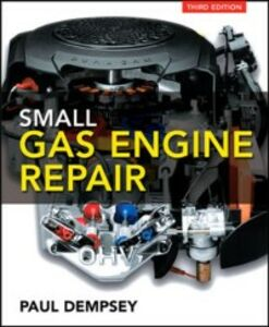 Ebook in inglese Small Gas Engine Repair Dempsey, Paul