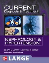 CURRENT Diagnosis & Treatment Nephrology & Hypertension