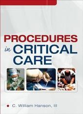Procedures in Critical Care