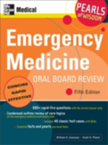 Ebook in inglese Emergency Medicine Oral Board Review: Pearls of Wisdom, Fifth Edition Gossman, William , Plantz, Scott