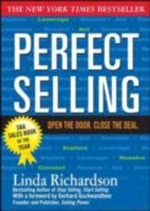 Foto Cover di Perfect Selling, Ebook inglese di Linda Richardson, edito da McGraw-Hill Education