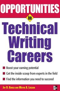 Ebook in inglese Opportunites in Technical Writing Gould, Jay