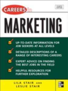 Ebook in inglese Careers in Marketing Stair, Leslie