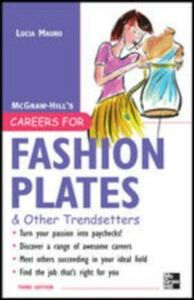Ebook in inglese Careers for Fashion Plates & Other Trendsetters Mauro, Lucia