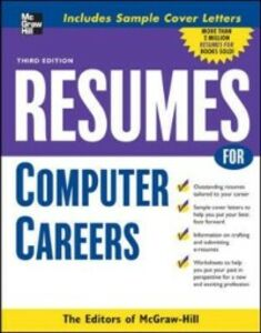 Ebook in inglese Resumes for Computer Careers McGraw-Hill Educatio, cGraw-Hill Education
