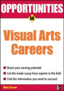 Ebook in inglese Opportunities in Visual Arts Careers Salmon, Mark