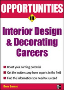 Ebook in inglese Opportunities in Design and Decorating Careers Stearns, David